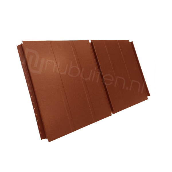 Arcelor Mittal | Damwandplaat mat | RS500 | Koper bruin | 2400 mm