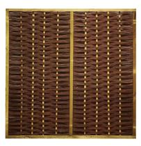 Westwood | Wilgenscherm in frame | 90 x 180 cm