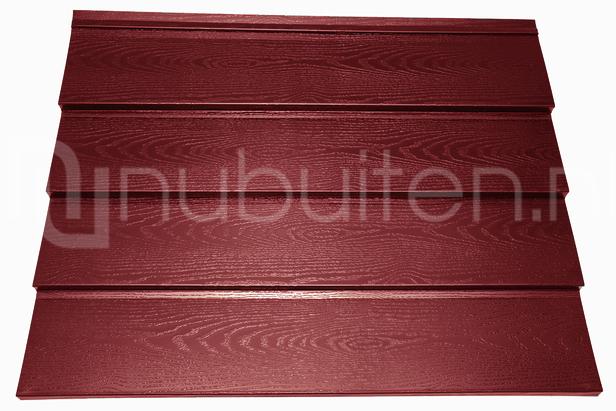 Tata Steel | Wandprofiel Holland Rabat HPS200 Ultra | Rood | 3500 mm
