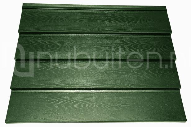Tata Steel | Wandprofiel Holland Rabat HPS200 Ultra | Groen | 5000 mm