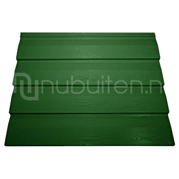 Tata Steel | Wandprofiel Finish Rabat HPS200 Ultra | Groen | 3500 mm