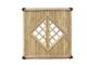 Westwood | Bamboescherm Mite | Blank | 180 x 180 cm