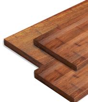 Bamboe Terrastegel | Mega Deck | Frans / Glad | 30 x 95 cm