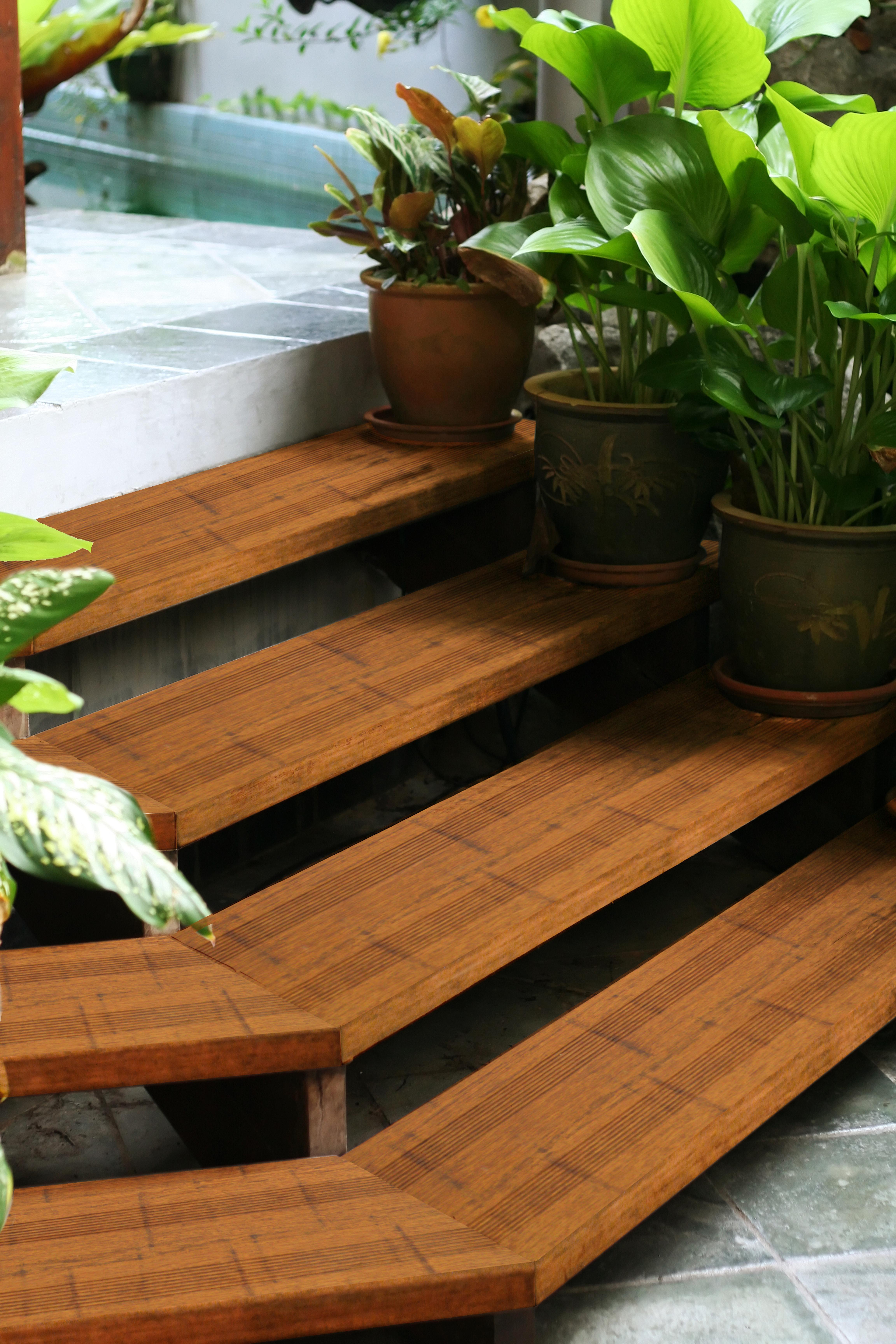 Bamboe Terrastegel Mega Deck Frans Glad 30 x 95 cm