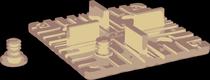 Ambooo | Mega Deck clips | 1 m2