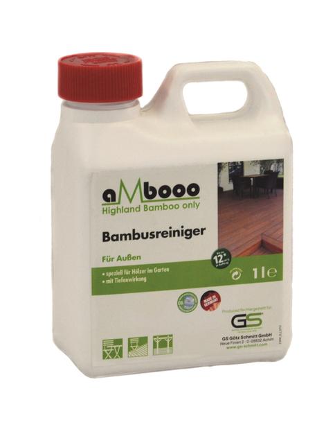 Ambooo | Cleaner voor bamboe | 1 liter