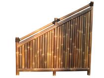 Westwood | Bamboescherm Ayu | Zwart | 180 cm
