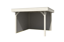 Outdoor Life Products | Outdoor Living 3030 Plus | Platinum Grey | 304 x 304