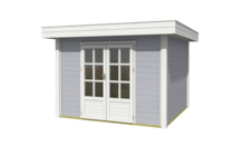 Outdoor Life Products | Outdoor Living 3030 Extra | Platinum Grey | 304 x 304