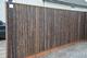 Westwood | Bamboemat Zwart | 180 x 180 cm