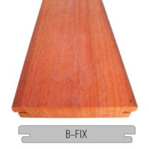 Padouk Terrasplank / vlonderplank | 21x140 | 300cm