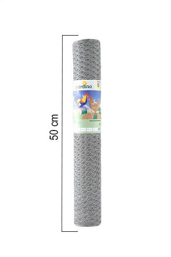 Giardino   Zeskantvlechtwerk   50mm   10m   50cm