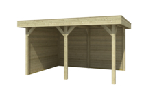 Westwood | Outdoor Living 4030 Plus | Groen | 396x304 cm