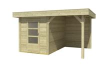 Westwood | Outdoor Living 4030 Extra | Groen | 396x304 cm