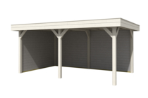 Westwood | Outdoor Living 5030 Plus | Platinum Grey | 496x304 cm