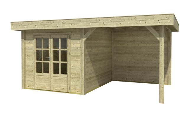 Westwood | Outdoor Living 5030 Extra | Groen | 496x304 cm
