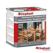 Elephant | Hardhout olie | 2.5 liter