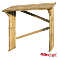 Elephant | Haardhout berging