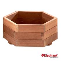 Elephant | Bloembak Honingraat | 53x53 cm