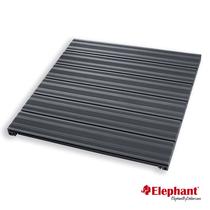 Elephant | Terrastegel | 90x90 cm | Antraciet