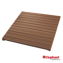 Elephant | Terrastegel | 90x90 cm | Bruin