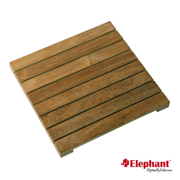Elephant   Terrastegel teak   30 x 30 cm