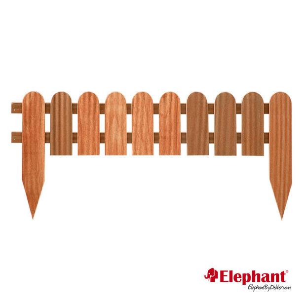 Elephant | Borderhekje | 25x106 cm
