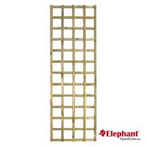 Elephant | Trellis recht | 60 x 180 cm