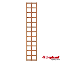 Elephant | Trellis | 32x180 cm | Hardhout