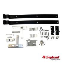 Elephant | Beslagset tbv Elephant Basic deur