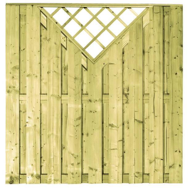 CarpGarant | 1747 | Venster recht verticaal | 180 x 180 cm