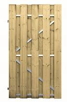 CarpGarant | 1702L | Deur stalen frame links draaiend | 180 x 100 cm