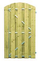 CarpGarant | 1704R | Deur stalen frame rechts draaiend | 180 x 100 cm