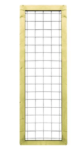 CarpGarant | 1242 | Draadscherm in kader | 180 x 60 cm