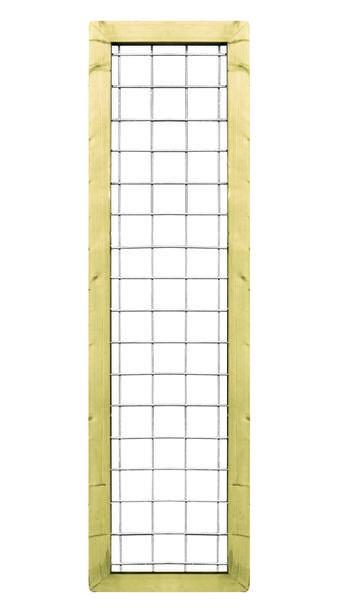 CarpGarant | 1243 | Draadscherm in kader | 180 x 45 cm
