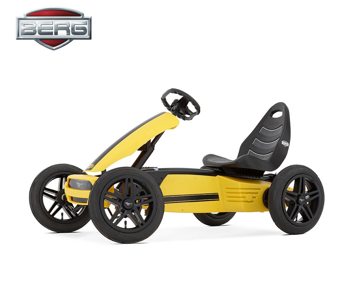 BERG Ford Mustang GT Pedal Go-Kart