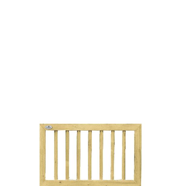 CarpGarant | Poort recht in kader | 60 x 100 cm