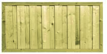 CarpGarant | 1797 | Dicht scherm verticaal | 90 x 180 cm