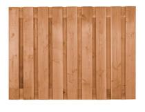 CarpGarant | Scherm Douglas fijnbezaagd | 19-planks | 180 x 130 cm