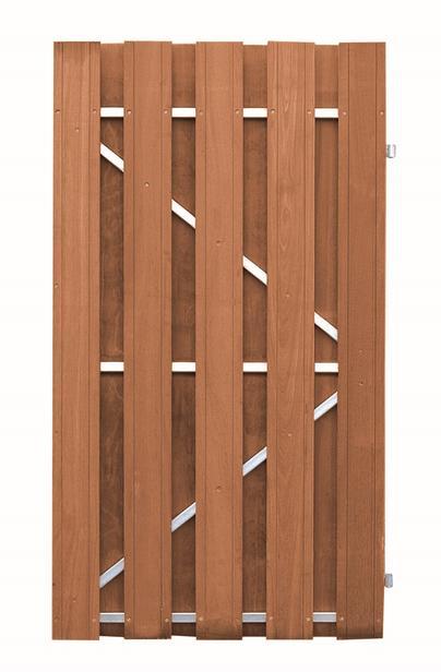 CarpGarant | 1588R | Deur stalen frame rechts | 180 x 100 cm