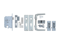 Woodvision | Aluminium klinkstel