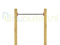 NuBuiten | Enkel Duikelrek 125 | RVS