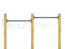 NuBuiten | Dubbel Duikelrek 90 | Groen