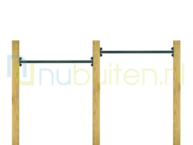 NuBuiten | Dubbel Duikelrek 125 | Groen