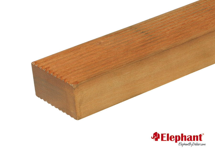 Specificaties type: ligger houtsoort: bangkirai hardhout fsc afmeting: 15x 88mm lengte:180 cm  elephant ...