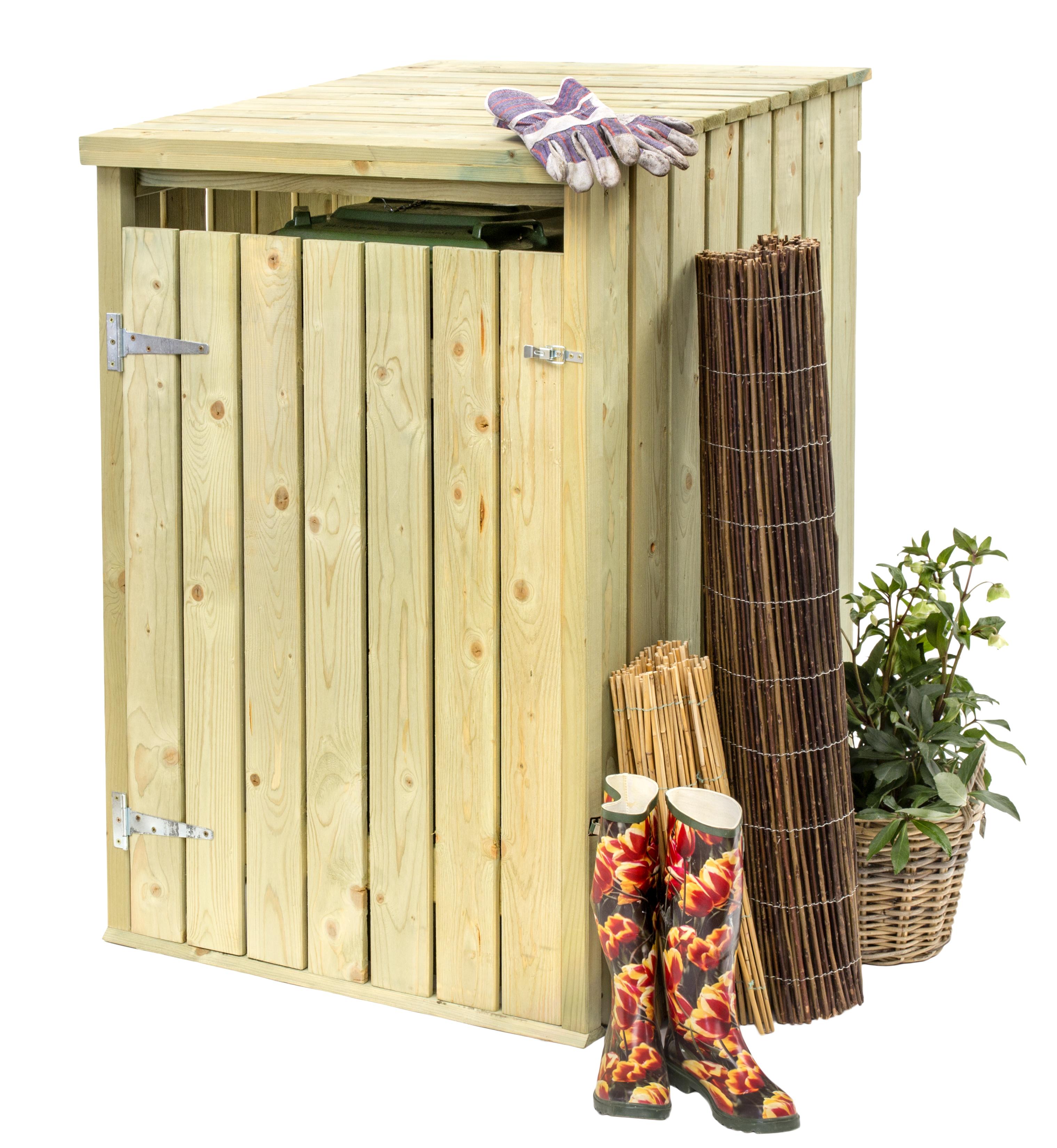 Tuin > Tuinkast > Tuinkast hout