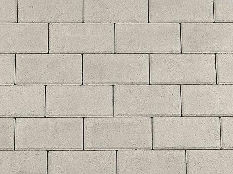 Kijlstra | Halve betonstraatsteen 10.5x10.5x8 | Grijs