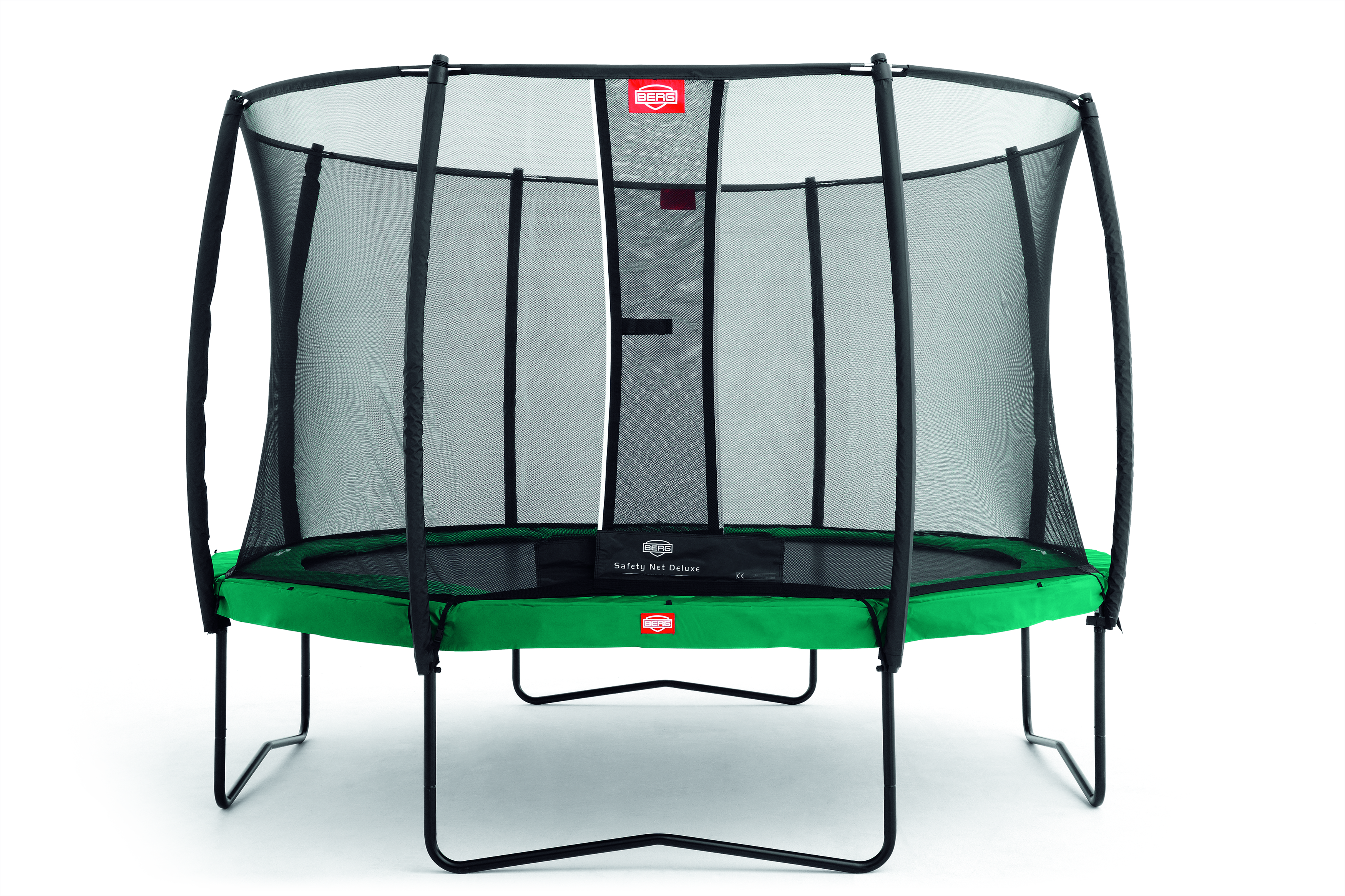 BERG Champion 380 + Safety Net DeLuxe