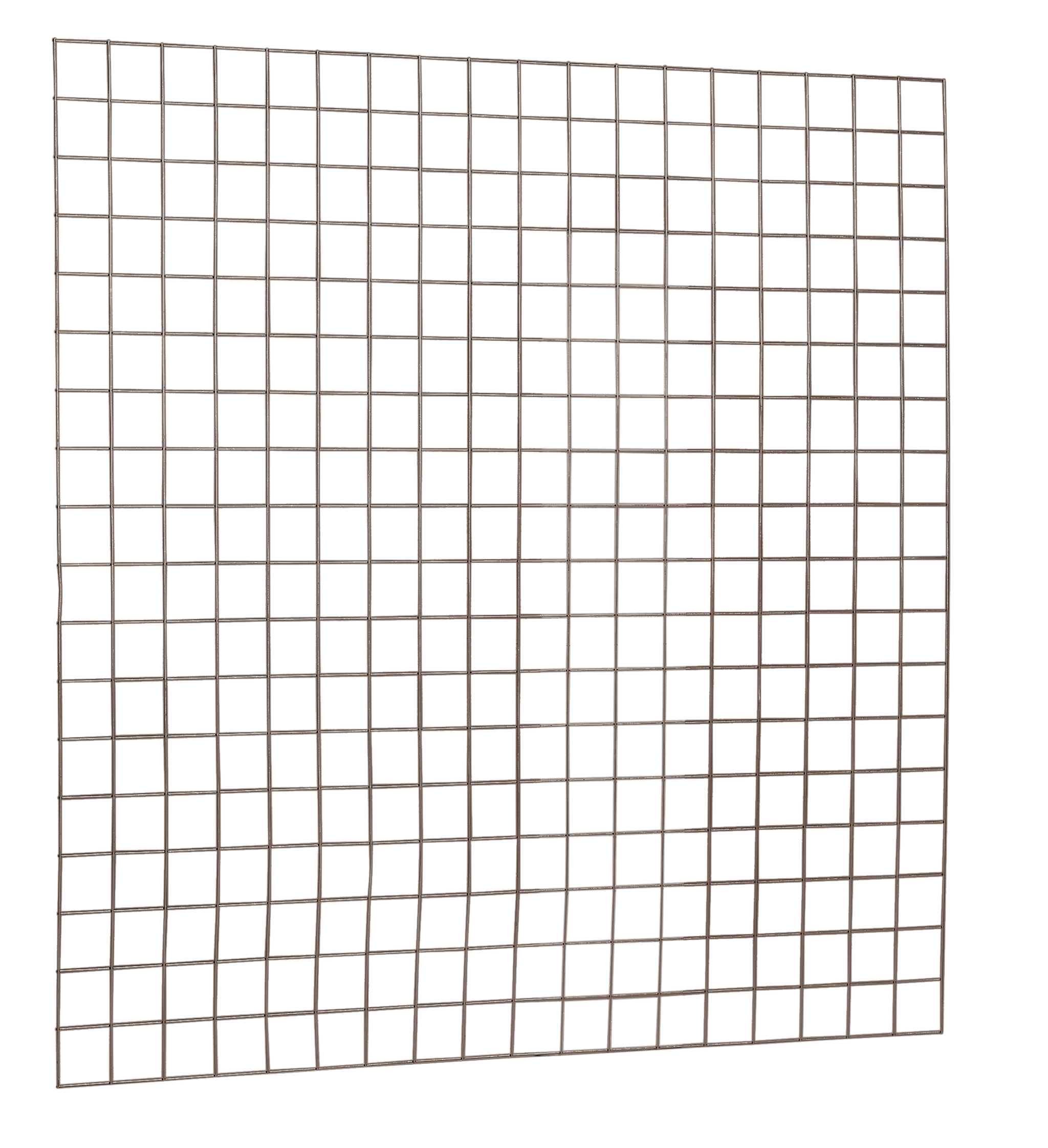 Gaaspaneel | 80 x 170 cm | Maas 10 cm | Zwart