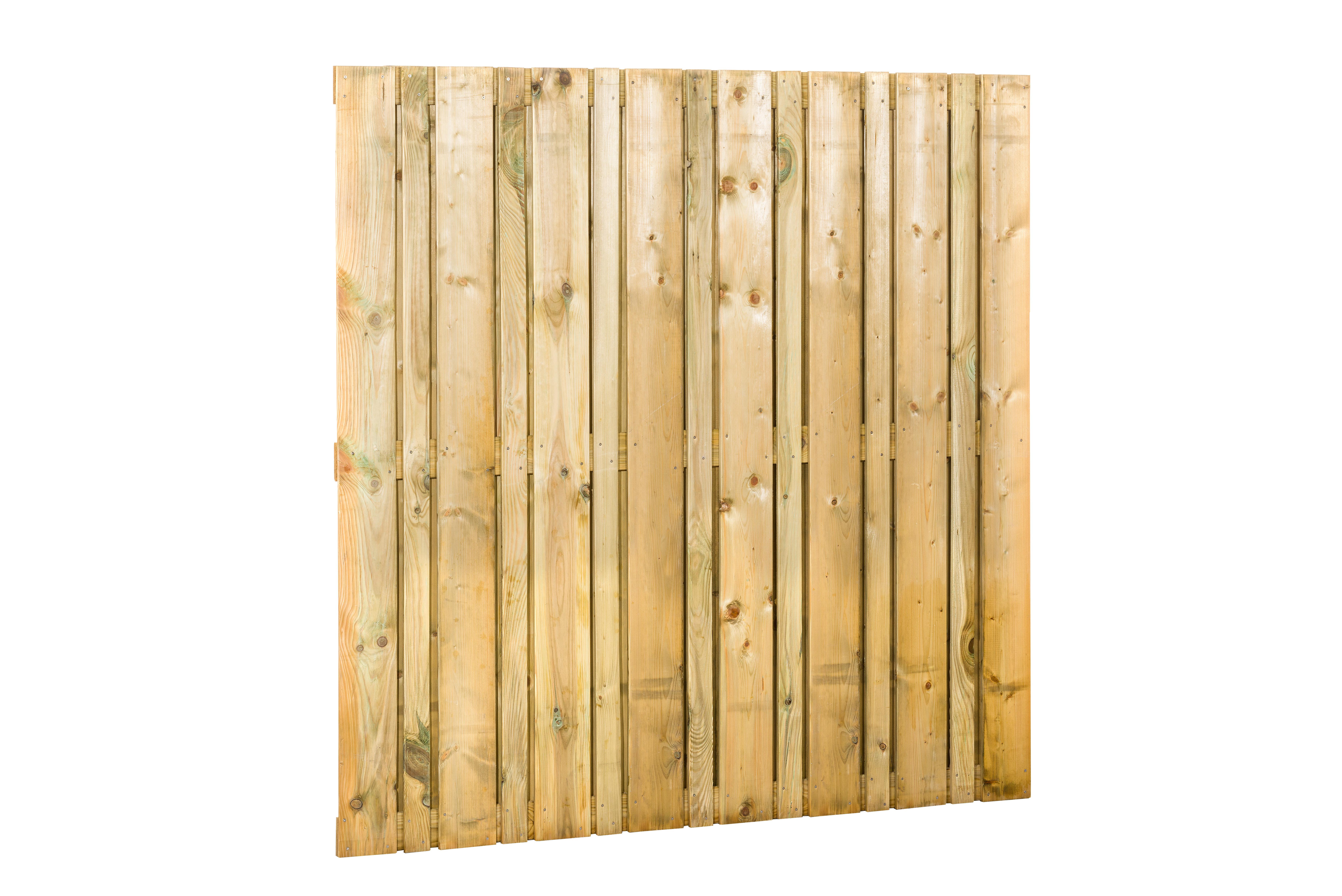 Woodvision   Tuinscherm Linia   180 x 180